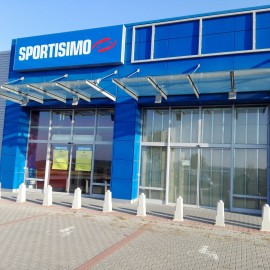 Retail Park Most - SPORTISIMO